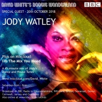 Jody Watley - The David White Show BBC