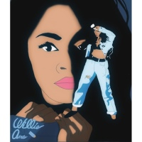 New Jody Watley Fan Art.
