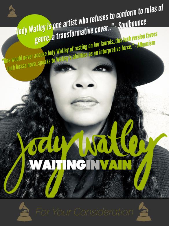 Jody Watley First Round Ballot Consideration Grammys
