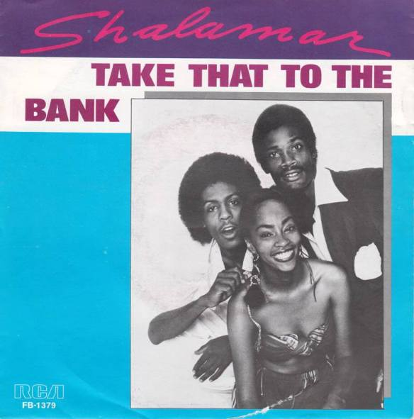 Take That To The Bank Shalamar Jody Watley Gerald Brown Jeffrey Daniel
