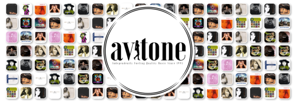 avitone new logo with discography 1