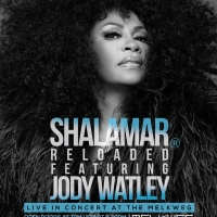 Just Announced. Jody Watley and SRL. Return to Melkweg Amsterdam.