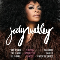 AGMP Announces Jody Watley UK Tour Dates for 2019