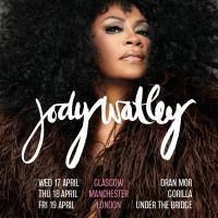 AGMP Announces Jody Watley UK Tour Dates for 2019