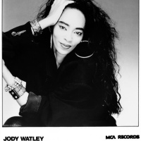 Jody Watley Classic Image of The Day. Solo Debut Promotional Image.