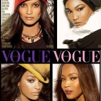 Jody Watley Classic Image of The Day from Vogue Italia.