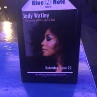 Jody Watley Blue Note Napa - Recap.